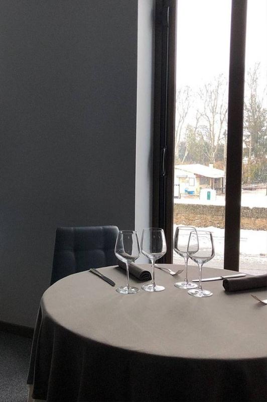 Le Restaurant - Au Lavoir - Restaurant Colombiers